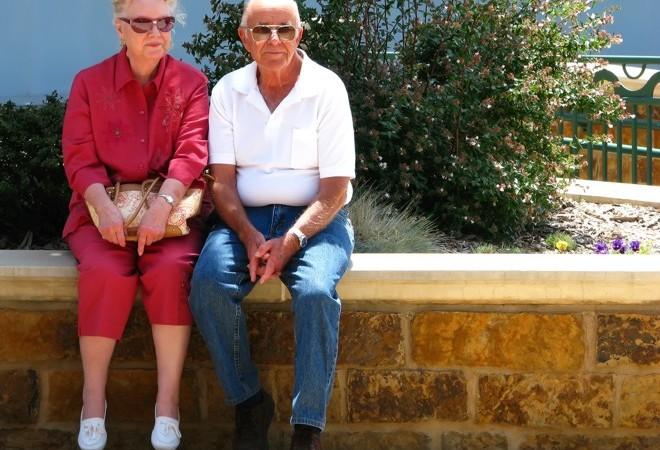 Senior dating er en voksende niche