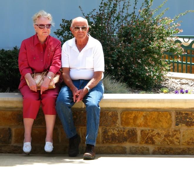 senior dating er blevet udbredt
