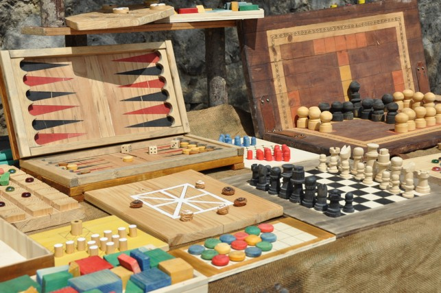 Danskerne handler deres brætspil på nettet